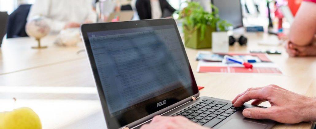 Blog post digital IT transformation