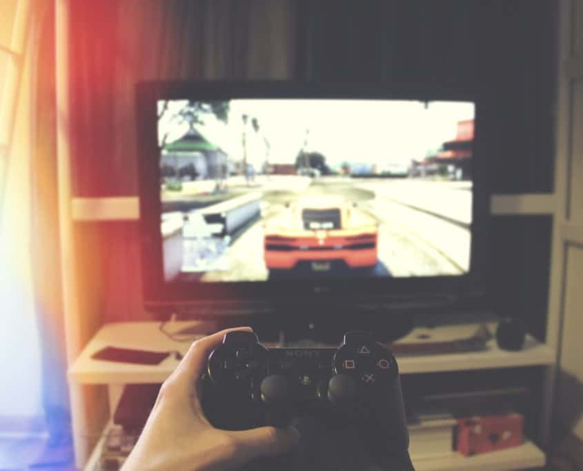 Gamification: Use TV as game console
