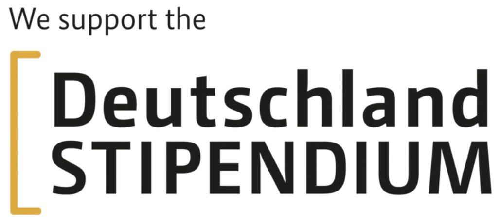 Deutschlandstipendium Scholarship Logo
