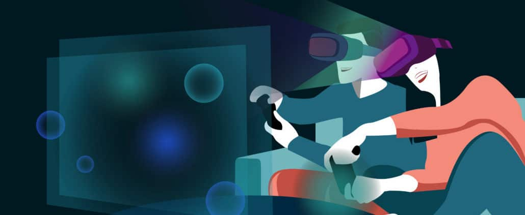 Fernsehen der Zukunft: Virtuelle Realität und TV verschmelzen