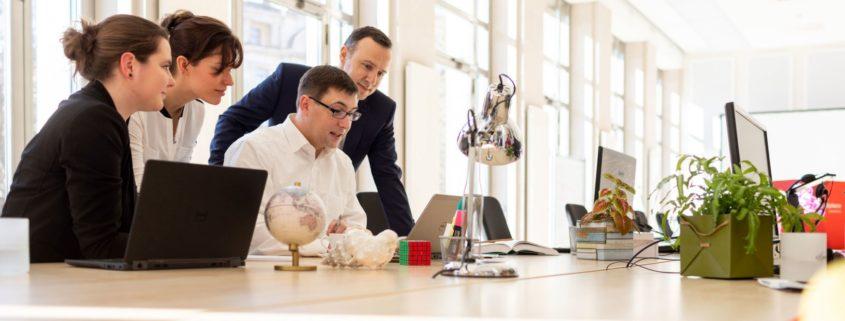 Suchst du einen Web Developer Job in Berlin? Genauso cool ist es bei expertplace solutions in Leipzig.