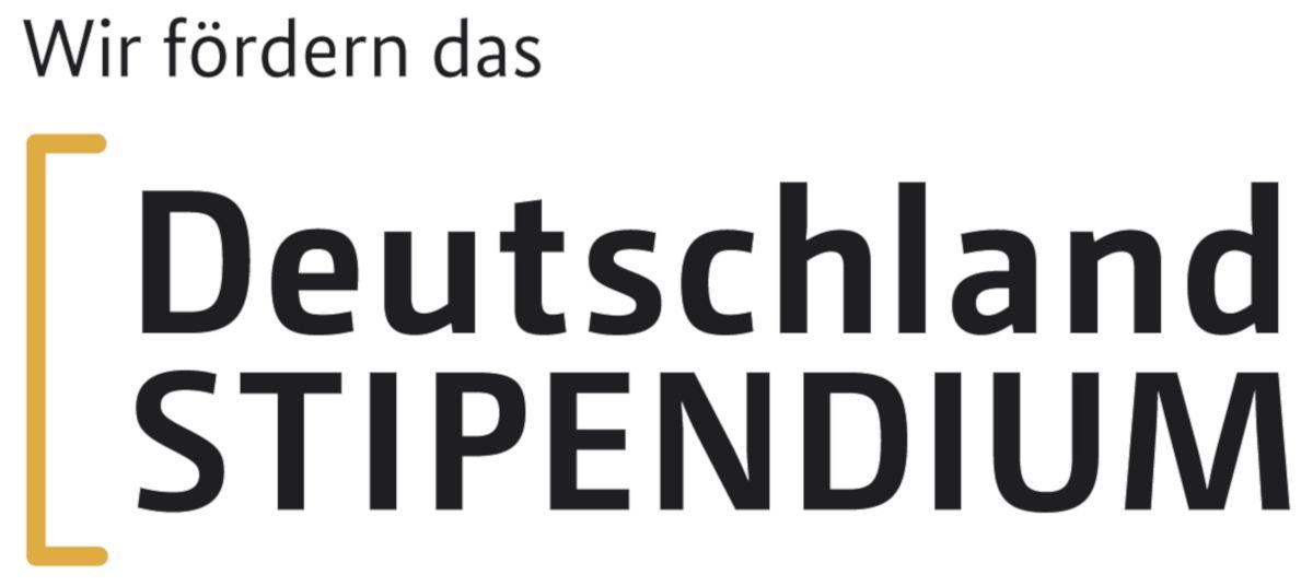 Logo vom Deutschlandstipendium