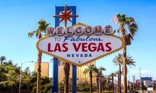 Party-Hochburg und Messestadt Las Vegas