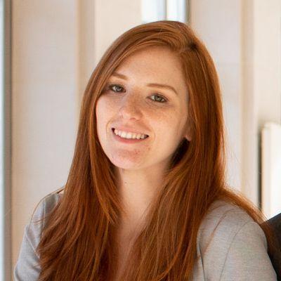 UX- und Screendesignerin Maira