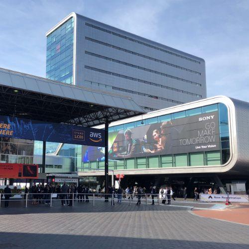 RAI Amsterdam IBC 2019