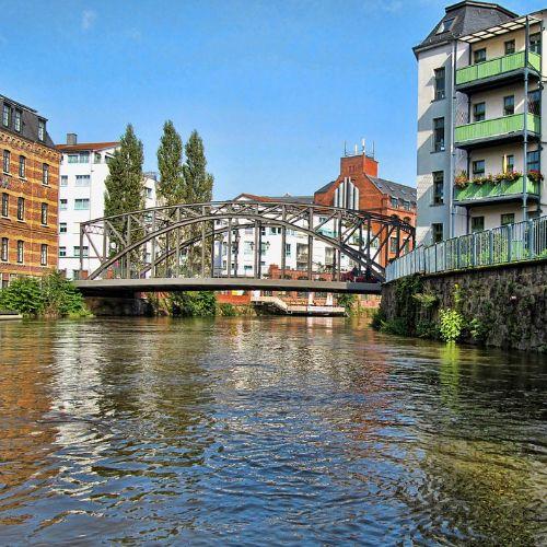 River White Elster