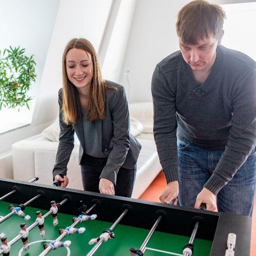 Bei expertplace solutions triffst du auf ein tolles Team.