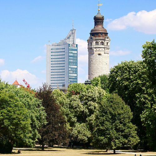 IT Standort Leipzig vereint Moderne und Tradition