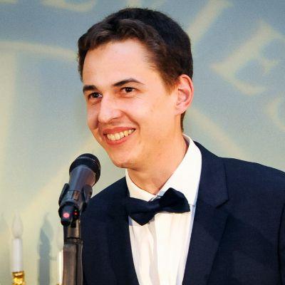 Young director Florian Arndt