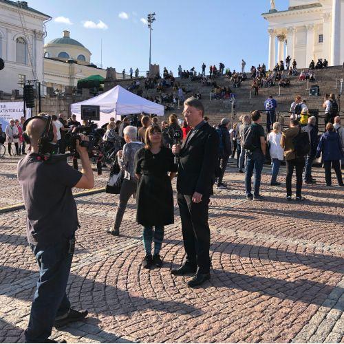 Helsinki TV-Aufzeichnung