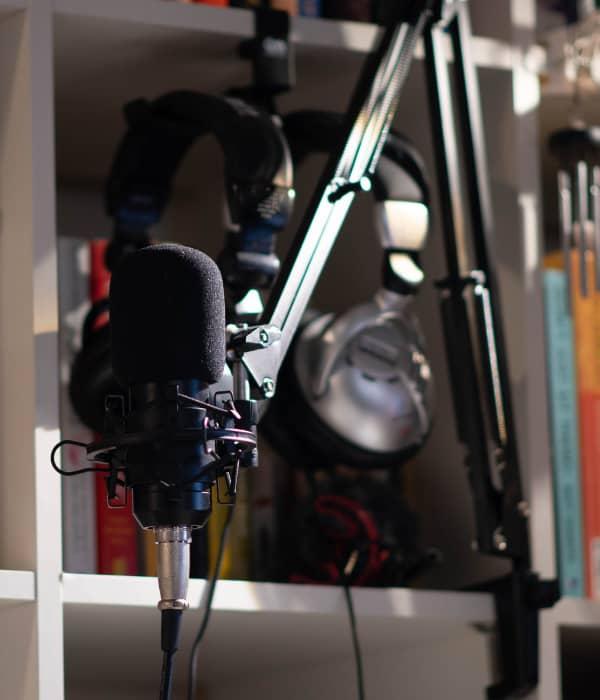 Podcast-Produktion im Homeoffice