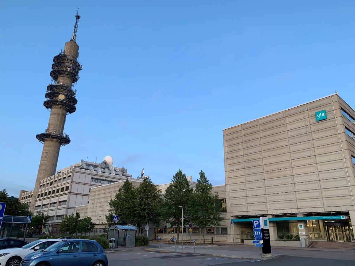 Rundfunk Yle in Finnland